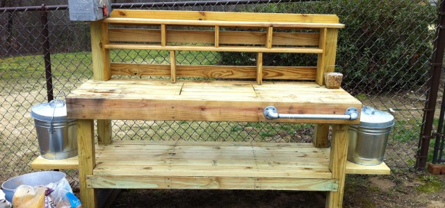 potting bench d